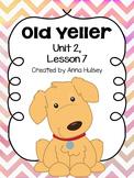 Fifth Grade: Old Yeller (Journeys Supplement)