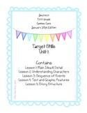 Journeys First Grade 2014 Unit 1 & 2 Target Skills Posters