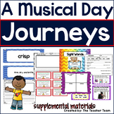 A Musical Day Journeys First Grade Unit 2 Lesson 8 Activities and Printables