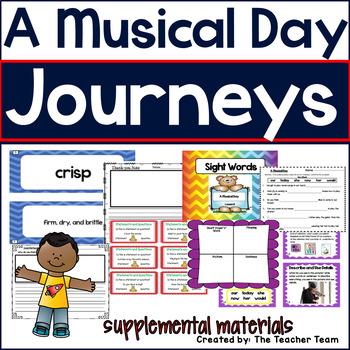 A Musical Day Journeys First Grade Supplemental Materials