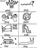 Journeys First Grade: A Musical Day: Unit 2/Lesson 8   clusters with /l/