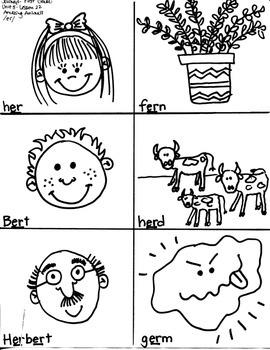 Journeys First Grade: Amazing Animals/Unit 5-Lesson 22/Spelling-/er/ir/ur/ words