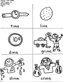 Journeys First Grade: Animal Groups: Unit 3/Lesson 15-long i word families