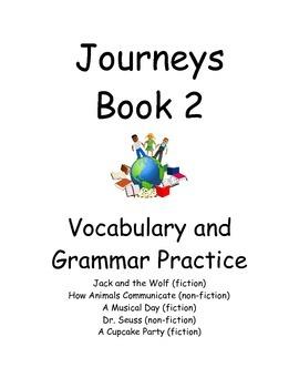 Journeys First Grade Book 2