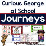 Curious George at School | Journeys 1st Grade Unit 1 Lesson 3