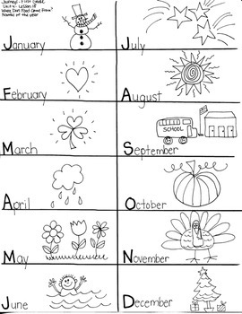 Journeys First Grade: Food: Unit 4/Lesson 18-MULTIPLE MEANING/'LL/'D/MONTHS