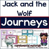 Jack and the Wolf Journeys First Grade Unit 2 Lesson 6 Activities and Printables