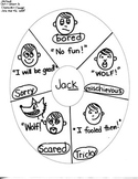 Journeys First Grade: Jack and the Wolf: Unit 1/Lesson 6  Character Changes