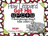 Journey's First Grade Lesson 12 How Leopard Got His Spots Phonics and Vocab