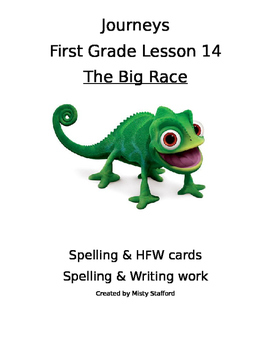 Journeys First Grade Lesson 14