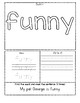 Journeys First Grade Lesson 3 Sight Word Fluency Practice