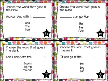 Journey's First Grade Lesson 2 The Storm Phonics and Vocabulary Task Cards