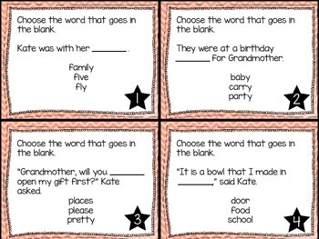 Journey's First Grade Lesson 25 The New Friend Phonics and Vocabulary