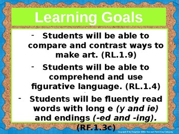 Journeys First Grade Lesson 26 Focus Wall (Editable)