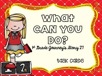 Journey's First Grade Lesson 27 What Can You Do? Phonics/V