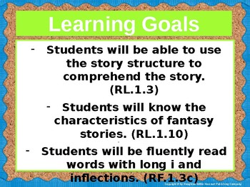 Journeys First Grade Lesson 28 Focus Wall (Editable)