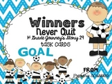 Journey's First Grade Lesson 30 Winners Never Quit Phonics and Vocab