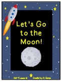 Journeys First Grade Let's Go to the Moon Unit 4 Lesson 16