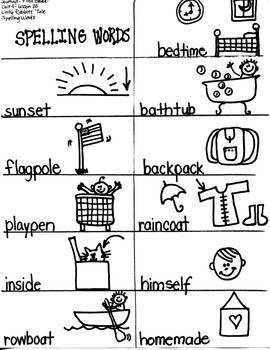 Journeys First Grade: Little Rabbit/Unit 4-Lesson 20/Spell