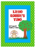 Journeys First Grade Little Rabbit's Tale
