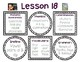 Journeys First Grade Mini Focus Wall Posters Unit 4
