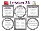 Journeys First Grade Mini Focus Wall Posters Unit 5