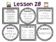 Journeys First Grade Mini Focus Wall Posters Unit 6