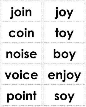 Journeys First Grade Unit 1-6 Phonics/Spelling Flashcards