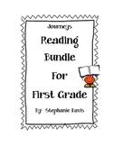 Journeys First Grade Reading Bundle
