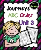 Journeys First Grade Spelling | Unit 3