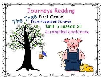 The Tree from Poppleton Forever Journeys First Grade Reading Unit 5 Lesson 21