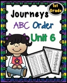 First Grade Journeys Spelling | Unit 6