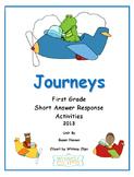 Journeys First Grade Short Answer Response 2013 Edition
