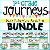 Journeys First Grade Sight Word BUNDLE: Games, Activities, and Centers