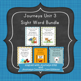 Journeys First Grade Sight Words Unit 3