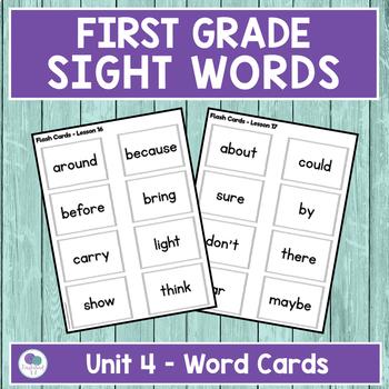 First Grade Sight Words By Firstieland Teachers Pay Teachers