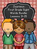 Journeys First Grade Sight Words Unit 5 2012 Edition