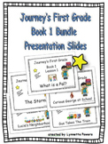 Journeys First Grade Slides Bundle Book 1