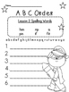 Journeys First Grade Spelling ABC Order Lessons 1-30