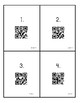 Journeys First Grade Spelling Words QR Codes Unit 1