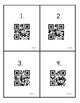 Journeys First Grade Spelling Words QR Codes Unit 2