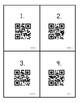 Journeys First Grade Spelling Words QR Codes Unit 3