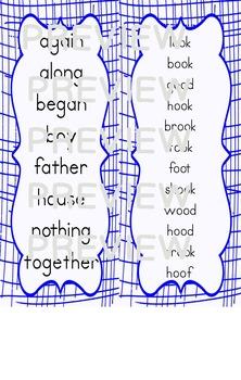 Journeys First Grade Supplemental Word Work Unit 5