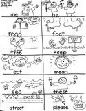 Journeys First Grade: The Big Trip: Unit 4/Lesson 17 Long /e/ words