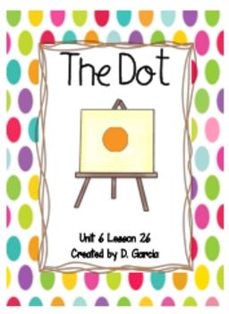 Journeys First Grade The Dot Unit
