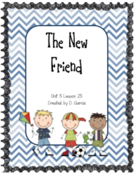 Journeys First Grade The New Friend Unit