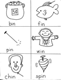 Journeys First Grade: The Storm: Unit 1/Lesson 2 short /i/ word families