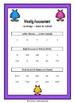 Journeys - 1st Grade/Unit 1 - Word Work Practice & Quick Assessment for Grouping