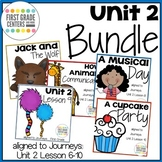 Journeys First Grade Unit 2 Bundle