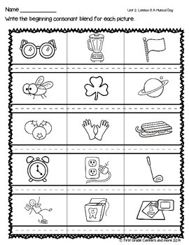 A Musical Day aligned with Journeys First Grade Unit 2 Lesson 8